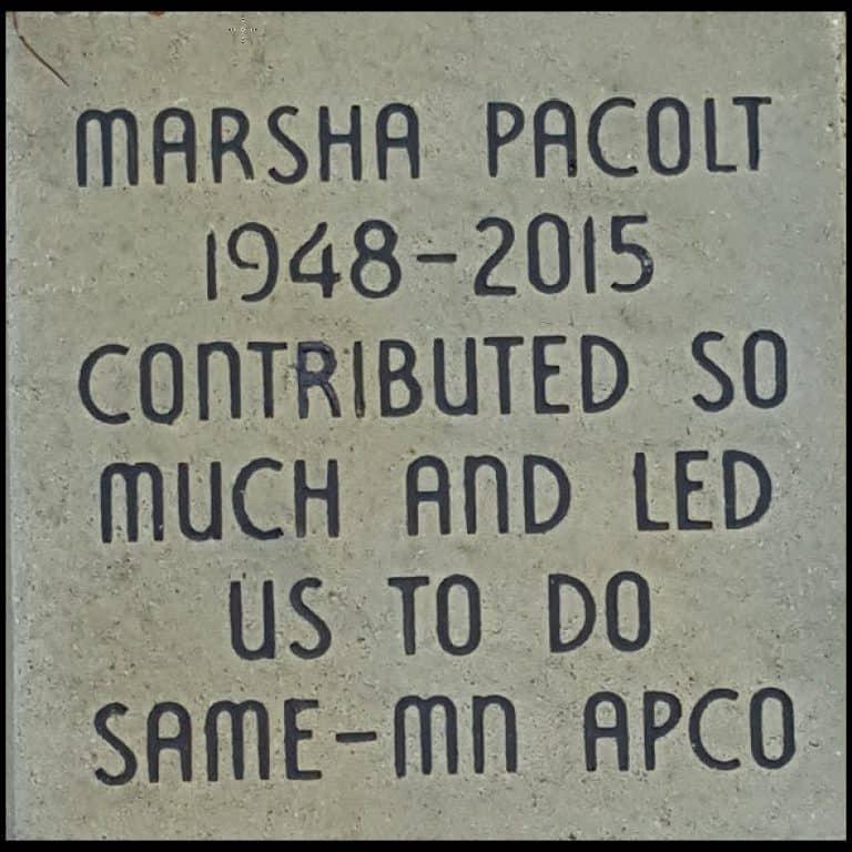 Marsha Pacolt
